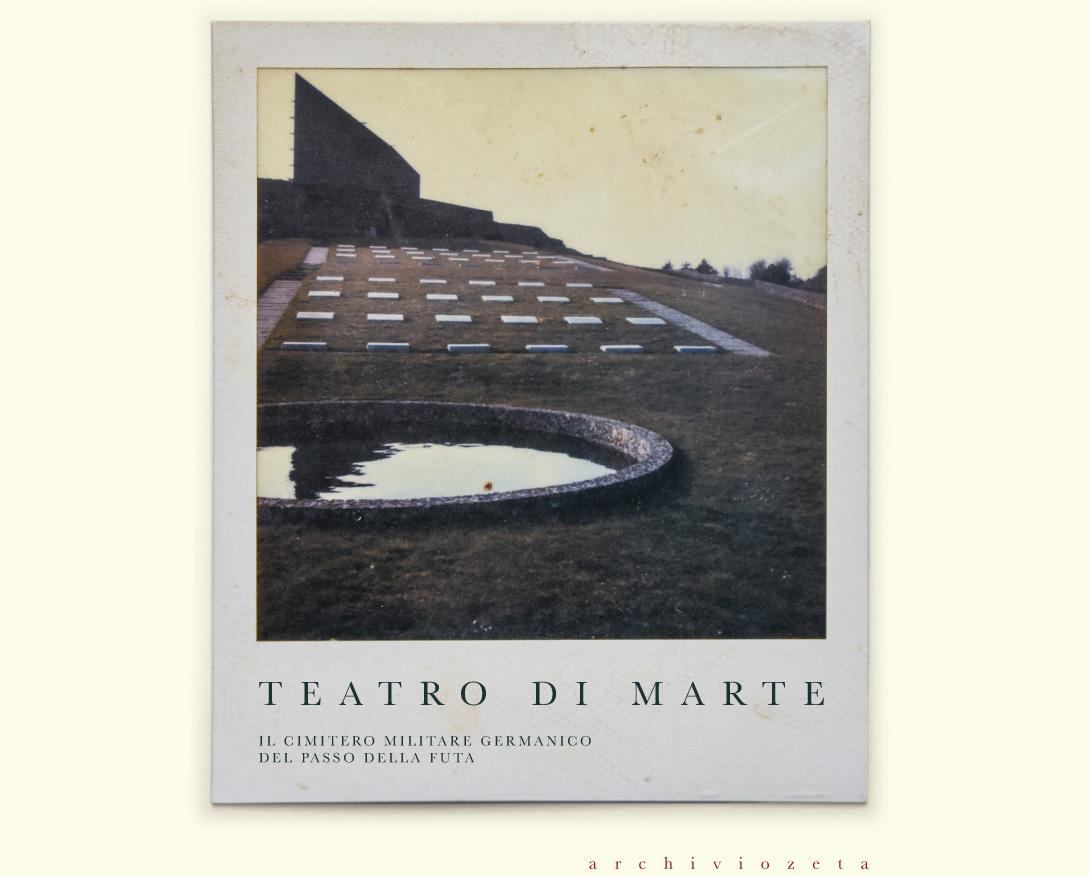 foto TEATRO DI MARTE archivio zeta