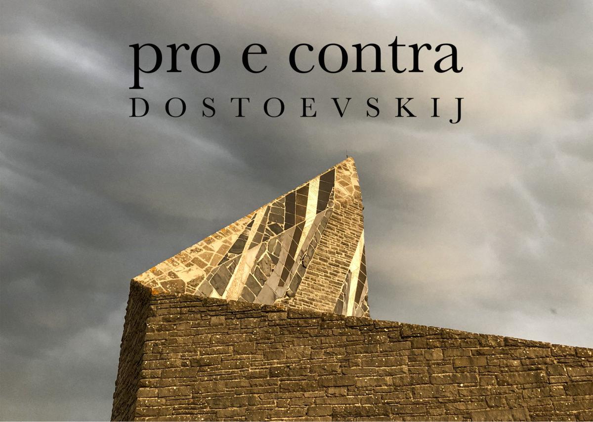 foto PRO E CONTRA DOSTOEVSKIJ archivio zeta
